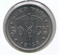 ALBERT I * 50 Cent 1932 Vlaams * Prachtig * Nr 5544 - 1909-1934: Albert I