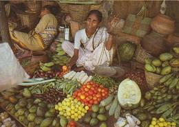 NOON-TIME MARKET, PONDICHERRY - India