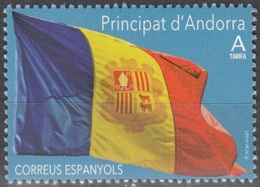 Andorra Español 2019 Drapeau Neuf ** - Neufs