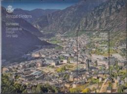 Andorra Español 2019 Bloc Feuillet Fhasa Neuf ** - Neufs