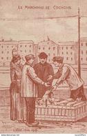 Liège 1914-1918 - Illustration - Le Marchand De Cochons - 2 Scans - Marchands Ambulants