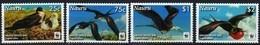 Nauru 2008 Yvertn° 632-635 *** MNH  Cote 9 Euro Faune Oiseaux Vogels Birds WWF - Nauru