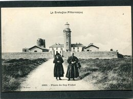 CPA - Le Phare Du Cap Frehel, Animé - Cap Frehel