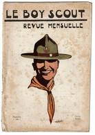 Le Boy Scout - Revue Mensuelle N° 94 - Juin 1926 - HERGE Georges Remi - En L'Etat ! 8 Scans - Scoutisme
