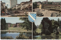 1968 Kassel - 4 Photo's On Card - - Kassel