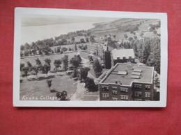RPPC   Keuka College     Keuka Lake NY > >  Ref    3557 - NY - New York