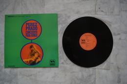 PEREZ PRADO CONCIERTO PARA BONGO LP  1969 JAZZ LATIN VALEUR + - Jazz