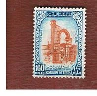 LIBIA (LIBYA) -  SG 359    -     1965 TRAJAN ARCH, LEPTIS MAGNA   -  USED - Libia