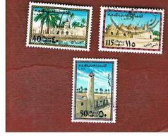 LIBIA (LIBYA) -  SG 765.770    -     1977  LIBYAN MOSQUES  -  USED - Libia