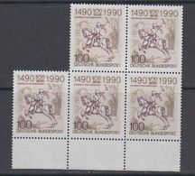 Germany 1990 European Postal Connections 1v (5x) ** Mnh (44250A) - Europese Gedachte