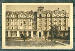 88 - VITTEL - LE GRAND HOTEL (G. WALWEIN ARCH. D.P.L.G. PARIS) - Vittel Contrexeville