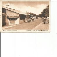 17-SAINT DENIS D OLERON RESTAURANT MONTJOYE - Ile D'Oléron