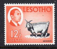 LESOTHO  - 1969 DEFINITIVE 12 1/2c STAMP FINE UNMOUNTED MINT MNH ** SG 155 - Lesotho (1966-...)