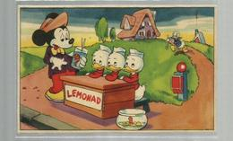 "-* MICKY MOUSE  *--""""DONALD  DUCK  """" . Nr.:  22 - Disneyworld"