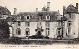 Gevezé (35) - Le Château De Beauvais Côté Est. - France