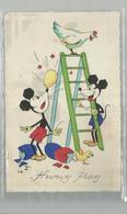 "-* MICKY MOUSE  *--""""HEUREUSES  PÂQUES   !!! - - Disneyworld"