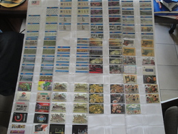 Collection Of 540 Phonecards From Malaysia - Malaysia