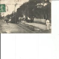 14-RIVA BELLA ARRIVEE DU TRAIN TRAMWAY - Riva Bella