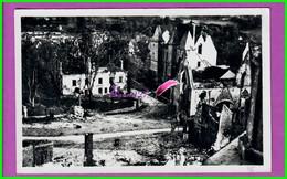 CPSM 61 Orne ARGENTAN - Le Château Et La Chapelle St Saint Nicolas - Après Les Bombardements De 1944 - Argentan