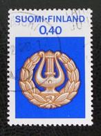 UNION DES ETUDIANTS 1968 - OBLITERE - YT 622 - MI 653 - Finlande