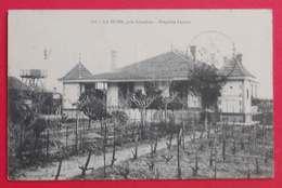 33 La Hume 1912 Près Arcachon Propriété Lestout éditeur J.Nardot Arcachon Dos Scanné - France