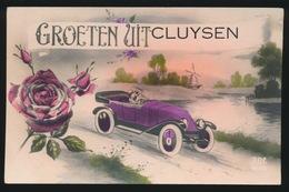 GROETEN UIT CLUYSEN - Evergem