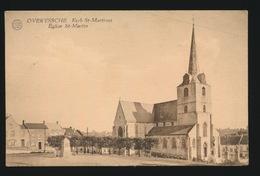 OVERIJSE  KERK ST.MARTINUS - Overijse