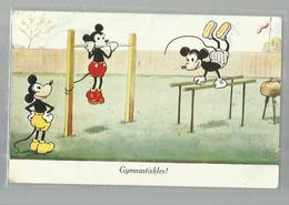 """-* MICKY MOUSE  *--""""""""GYMNASTIEKLES !!! - - Disneyworld"""