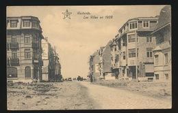 WESTENDE  LES VILLAS EN 1923 - Westende