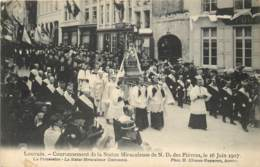Louvain - Couronnement De La Statue Miraculeuse - 1907 - Leuven