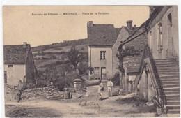 Côte-d'Or - Environs De Vitteaux - Massingy - Place De La Fontaine - Autres Communes