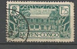 CONGO N° 128A OBL - Congo Français (1891-1960)