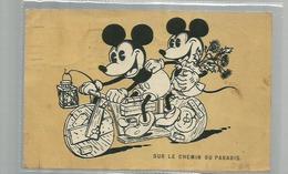 "-* MICKY MOUSE  *--""""SUR  LE  CHEMIN DU  PARADIS - Disneyworld"