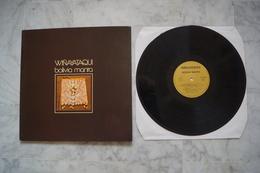WINAYATAQUI BOLIVIA MANTA LP 197? LATIN QUECHUA - World Music