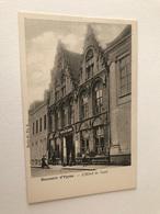 Ypres  Ieper   L'Hôtel De Gand - Ieper