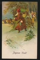 KERSTMAN IN HET BOS - Santa Claus