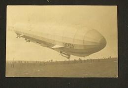 Zeppelin Luftschif Photo Postcard 1913 - Luchtschepen