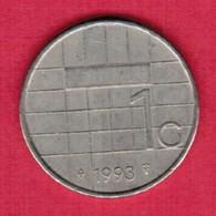 NETHERLANDS   1 GULDEN 1983 (KM # 205) #5369 - [ 3] 1815-… : Kingdom Of The Netherlands