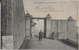 BAYONNE : La Porte Saint Léon ( 1903) - Bayonne