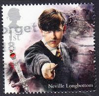 2018 Harry Potter 2018 (1st Issue) - Neville Longbottom 1st - 1952-.... (Elizabeth II)