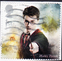 2018 Harry Potter 2018 (1st Issue) - Hogwarts Express  1st - 1952-.... (Elizabeth II)