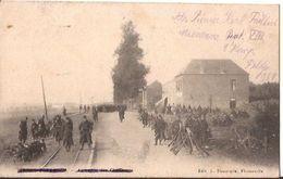 Arlon - Toernich - Au Repos Des Chasseurs -  FELDPOST 1917 923/ D4 - Arlon