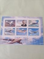 Bloc Avions +cccp +2006 - Postzegels