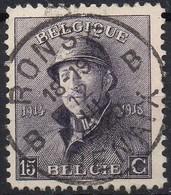 Roi Casqué - N° 169 Oblitération RONSE / RENAIX B - 1919-1920  Re Con Casco