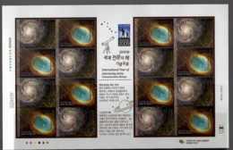 2009 S.Korea - International Year Of Astronomy - CEPT 2009 Hang On Issue  KB MNH** MiNr. 2686 - 2687 - Korea (Süd-)