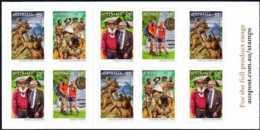 2010 Australia - 60 Years Of KOKODA - Joint With Papua New Guinee - MH - S.adhesive - MNH** Mh 450 - 2010-... Elizabeth II