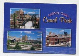 USA - AK 360064 Ohio - Akron - Canal Park - Akron