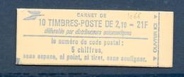 Carnet LIBERTE N° 2319-C3 ** CODE POSTAL - GM - COTE 12 € - Carnets