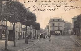 CPA GAGNY - Place Du Baron-Roger - Gagny