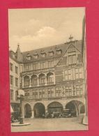 C.P. Namur =  HÔTEL DES COMTES D' HARSCAMP   : La Façade - Namur